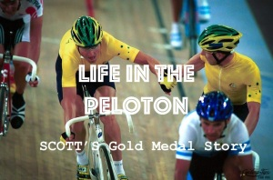 Sydney 2000 Olympic Games Madison Men Final Mc Grory Scott / Aitken Brett